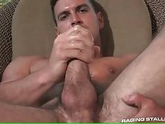 Paddy O`Brian Is Ready For Hot Solo Fun 3