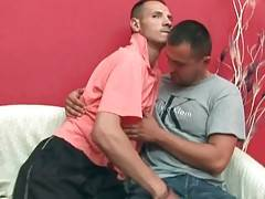 Turned On Blake And Isaac Start Oral Foreplay 1